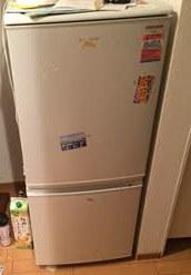 冷蔵庫、洗濯機回収処分