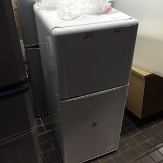 冷蔵庫回収処分1