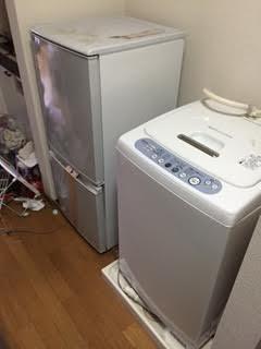 冷蔵庫、洗濯機回収処分3
