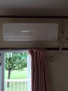 エアコン、洗濯機回収処分